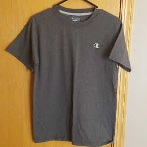 Men's Champion grey t shirt  ... Small